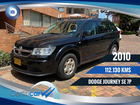 Dodge Journey Se 7p Financiamos