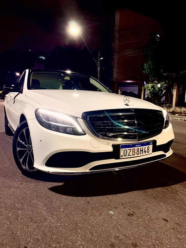 Mercedes-benz Classe C 2019 1.6 Exclusive Turbo 4p