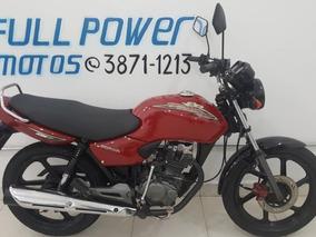 Honda Titan 125 Ks 2001 Vermelha Completa