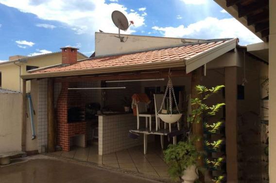 Casa Residencial Em Araraquara - Sp - Ca0151_eliana
