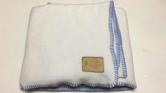 Kit Com 3 Mantas/ Cobertor Para Bebê