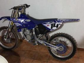 Yamaha Yz 125 Ano 2014.