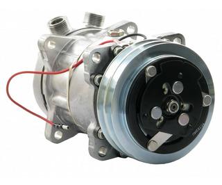 Compresor Aire Acondicionado Sd 508 5h14 2 Pk 2 V Sanden Alt