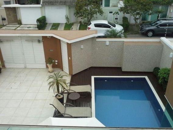 Casa Em Condomínio Para Locação Em Rio De Janeiro, Recreio Dos Bandeirantes, 4 Dormitórios, 4 Suítes, 5 Banheiros, 3 Vagas - Locap16314