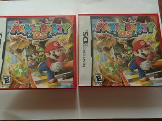 Mario Party Ds Nuevo Sellado.