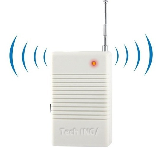 Booster | Repetidor | Amplificador Rf 433 Ó 315 Mhz
