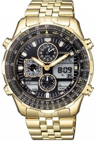 Relógio Citizen Masculino Navihawk Promaster Ar Jn0122-80e /