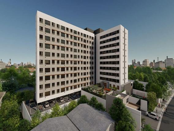 Apartamento A Venda, 1 Dormitorio, Mooca, Minha Casa Minha Vida - Ap06353 - 34225134