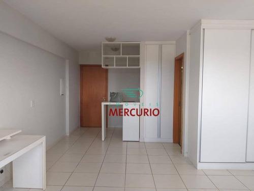 Apartamento Com 1 Dormitório À Venda, 37 M² Por R$ 190.000,00 - Jardim Infante Dom Henrique - Bauru/sp - Ap3333