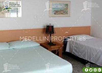 Arrendamiento Amoblados Por Meses Medellín Cód: 4241