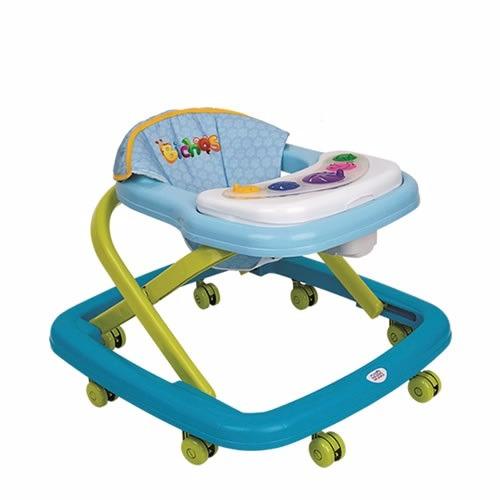 Andador Infantil Azul Magic Toys