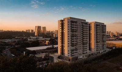 Apartamento Na Zona Sul - 92m² - 11º Andar - Sol O Dia Todo