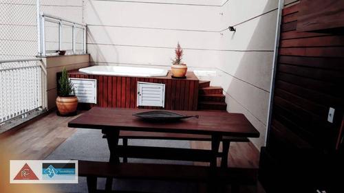 Cobertura Com 3 Dormitórios - Vila Carrão - São Paulo/sp - Co0329