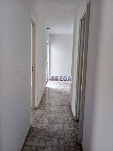 Apartamento Com 2 Dormitórios À Venda, 60 M² Por R$ 169.900,00 - Jardim Andorinhas - Campinas/sp - Ap4922