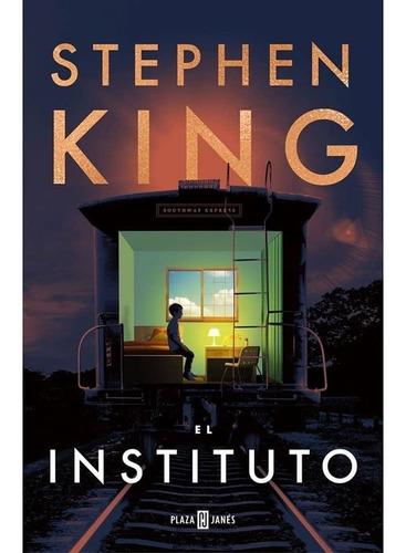 Libro El Instituto De Stephen King Original Nuevo