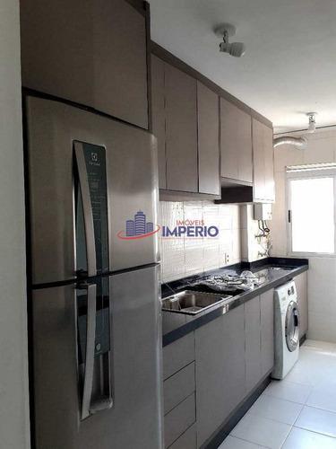 Imagem 1 de 20 de Apartamento Com 2 Dorms, Ponte Grande, Guarulhos - R$ 230 Mil, Cod: 7137 - V7137