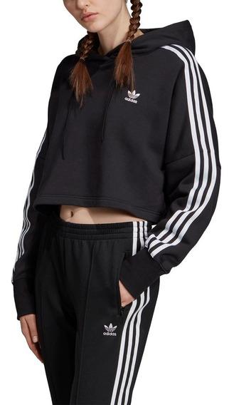 Canguro Cropped adidas Originals Tienda Oficial