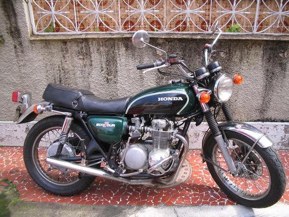 Raríssima Cb 500 Four 1975