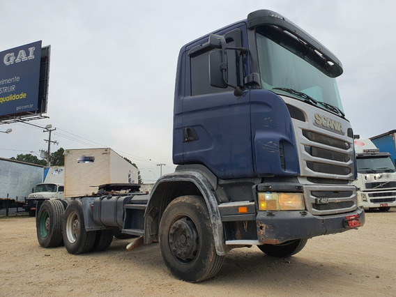 Scania G420 Traçado 6x4 2011