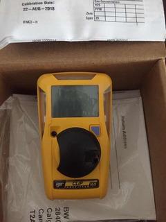 Detector De H2s Gas Alert Micro Clip Bw