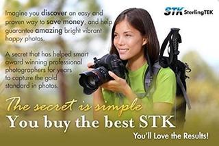 Stk Lp-e6 Batería Para Canon 5d Mark Ii Iii Y Iv, 70d, 5ds,