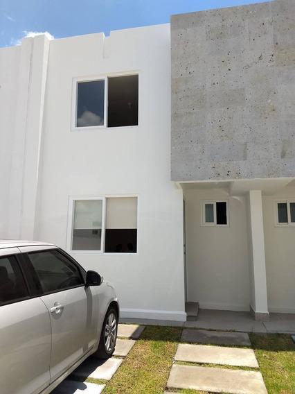 Casa En Renta Circuito Canto Murano, Rancho Largo