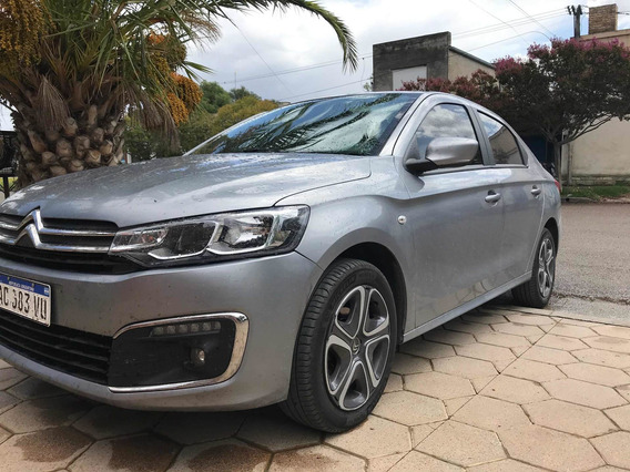 Citroën C-elysée 1.6 Shine Vti 115 2018