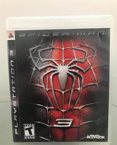 Jogo Spider Man Homem Aranha Ps3 Play 3 #frete Grátis#