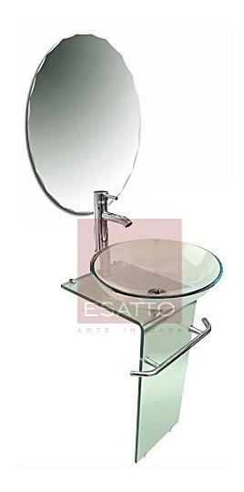 Esatto - Mueble De Baño Cristal Mv-011 ¡envío Gratis!