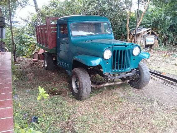 Jeep Willys Jeep Willys Estacas