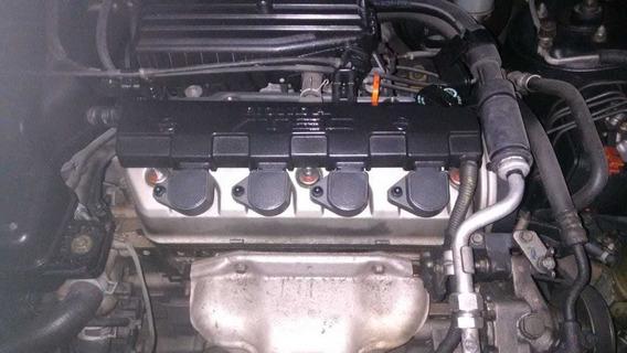 Honda Civic 1.7 Ex Aut. 4p 2003