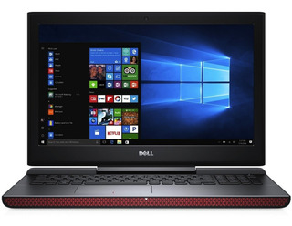 Laptop Dell Inspiron 7567 I7 7700hq 8gb 1tb 15.6 Gtx 1050ti