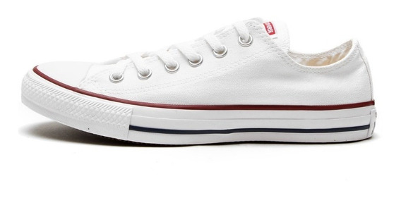 Tenis Converse Chuck Taylor All Star Branco- L Ct00010001