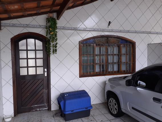 Casa 2 Quartos Na Vila Caicara Em Praia Grande Sp