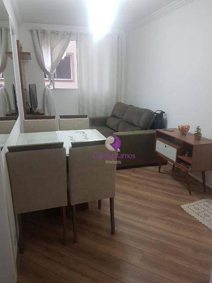 Apartamento Com 2 Dormitórios À Venda - Vila Urupês - Suzano/sp - Ap0800