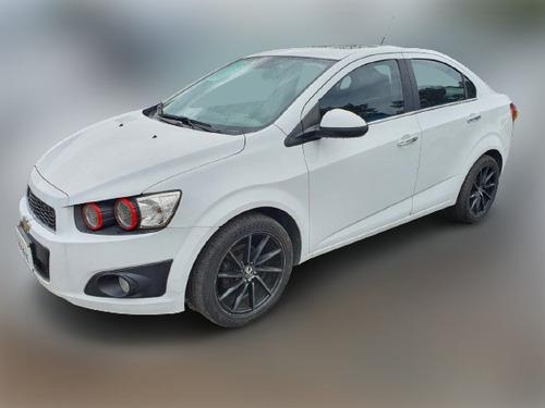 Chevrolet Sonic Lt 1.6 Aut 2016 Iwu729