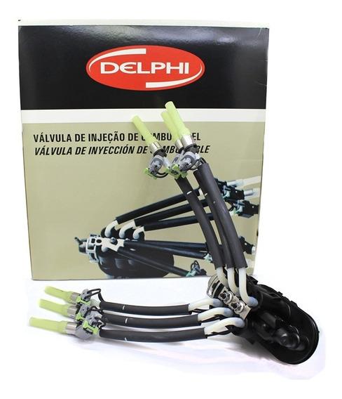 Bicos Aranha Injeção Completa S10/ Blazer 4.3 V6 Original