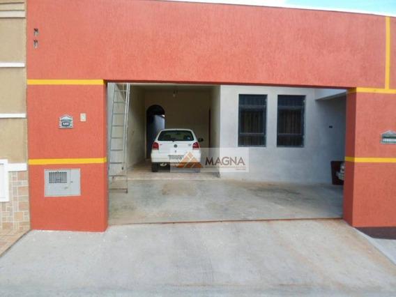 Casa Residencial À Venda, Vila Brasil, São João Da Boa Vista. - Ca1314