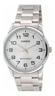Reloj Casio Mtp-v001d Hombre Acero 100% Original