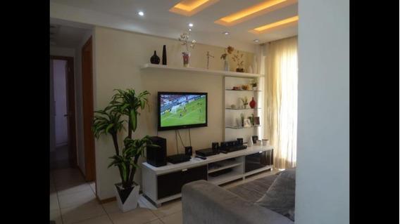 Apartamento Para Venda Em Rio De Janeiro, Campo Grande, 3 Dormitórios, 1 Suíte, 1 Banheiro, 1 Vaga - Fhm3071