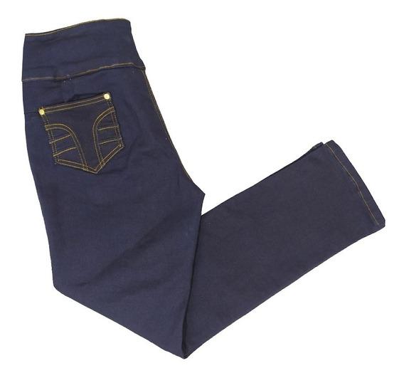 Jeans Pantalon Mezclilla Talla Extra 23-25 (46-48) Mujer Exo