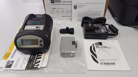 Impressora Codigo Barras Zebra Rw220