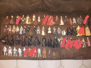 Star Wars Figuras Jedi