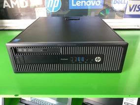 Computador Hp Prodesk 600 G1 Intel G3250 4gb 500gb