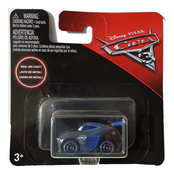 Mini Racers Corredores Autos Metal Cars 3 Disney Mattel