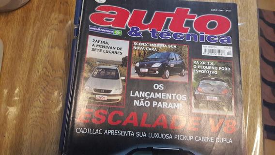 Lote De Revistas Auto & Técnica