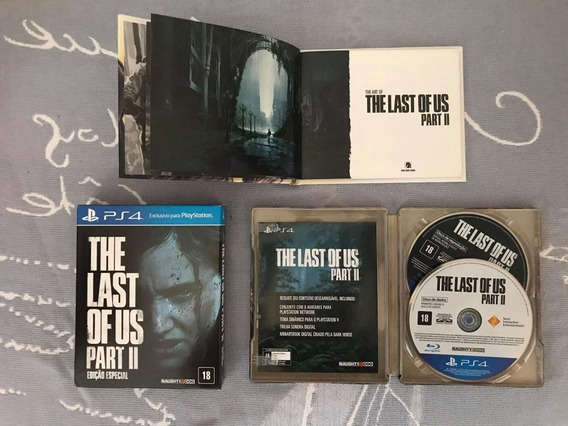 The Last Of Us Part 2 Special Collectors Edition Ps4
