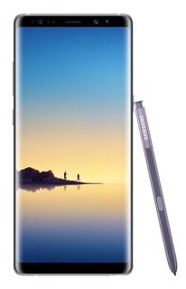 Samsung Galaxy Note8 64 GB Gris orquídea 6 GB RAM