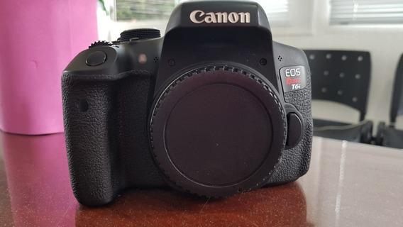 Câmera Canon T6i Só Corpo - Estudo Propostas