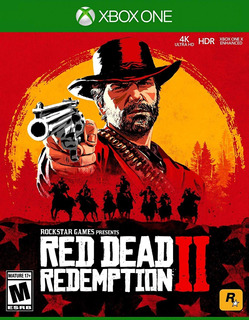 Red Dead Redemption 2 Xbox One Fisico (en D3 Gamers)